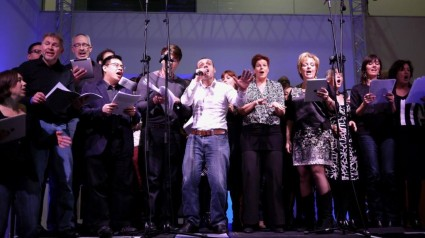 The Single Singers LACF2014
