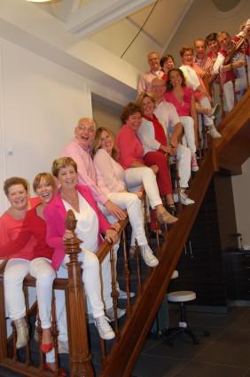 KLIK op de trap