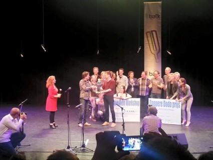 De winnaars van de Dappere Dodo: The Amsterdam Vocals