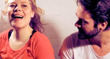 Malene Rigtrup en Morten Kjaer