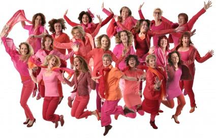 Zanggroep L.O.S. Ladies on Stage