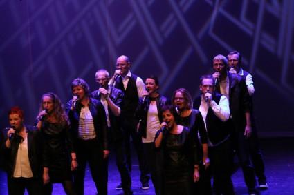 Vocal Band Experience - foto: Gerda van Velzen