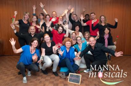 Stichting Manna Musicals