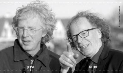 Jetse en Geert Bremer