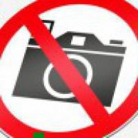 Verboden te fotograferen…