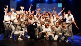 Zanggroep Spirit, winnaar in de categorie 'koren'