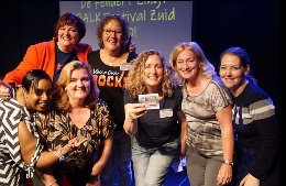 Voice Over: winst bij de vocal groups