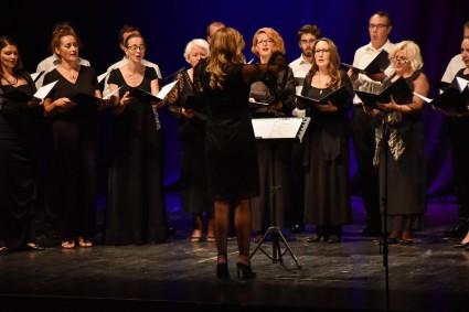 Het Servische koor St. Joachim & Ana