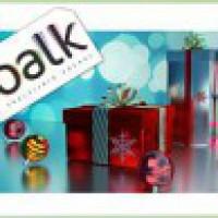 BALK geeft 3 kerstpakketten weg!