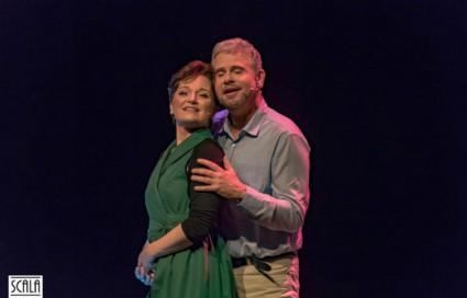 Marielle van Vliet in Nine de Musical (Foto: La Luuz Fotografie)