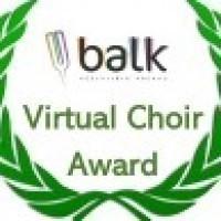 Gaat jouw groep er met de BALK Virtual Choir Award vandoor?